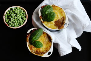 recept na vegan shepherd's pie
