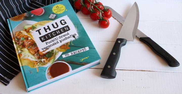 Fuck(t) drsná kuchařka - recenze