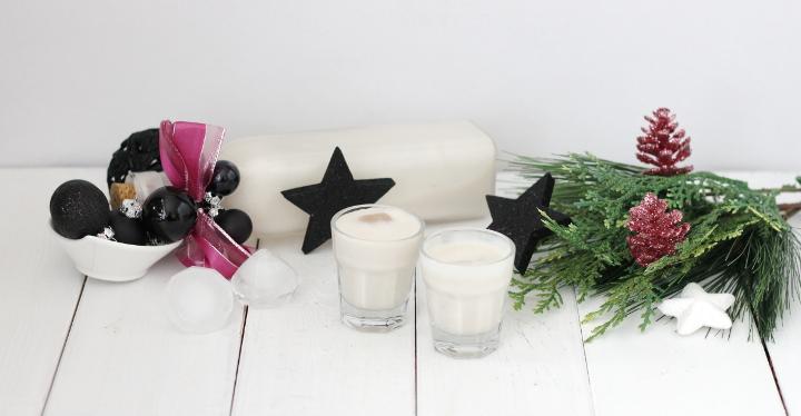 vánoční kokosový likér s rumem