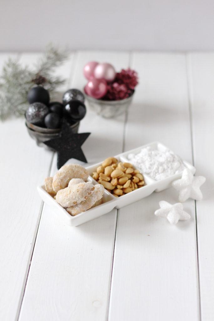 vanilkové rohlíčky